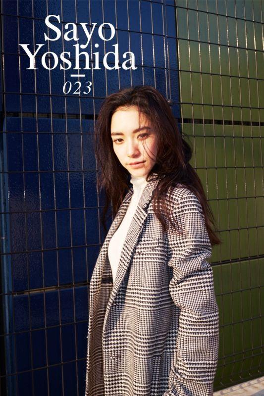東京it girlsの着回しリレー/Vol.23 吉田沙世 | FASHION | ファッション | VOGUE GIRL