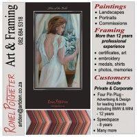Ronel Potgieter Art & Frame