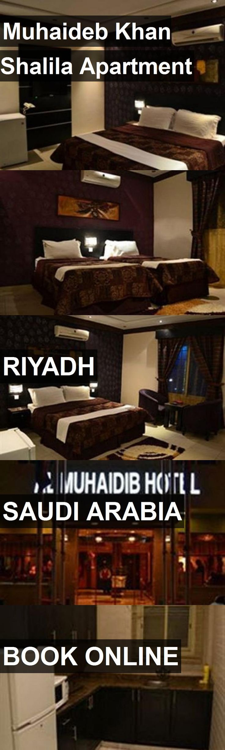 Hotel Muhaideb Khan Shalila Apartment in Riyadh, Saudi Arabia. For more information, photos, reviews and best prices please follow the link. #SaudiArabia #Riyadh #MuhaidebKhanShalilaApartment #hotel #travel #vacation