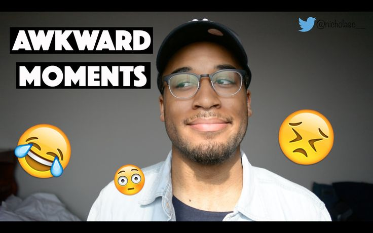AWKWARD MOMENTS | Nicholas Cross