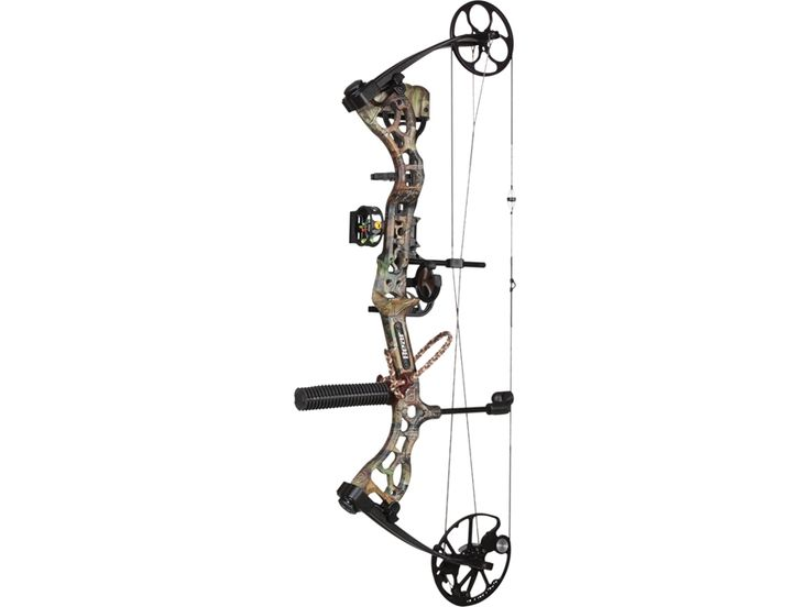 Bear Archery Attitude RTH Compound Bow Package Left Handed