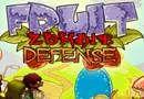 Fruit Zombie Defense 2 http://www.friv2planet.com/fruit-zombie-defense-2.html