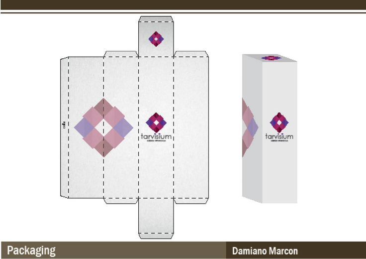 Studente Damiano Marcon (Packaging)