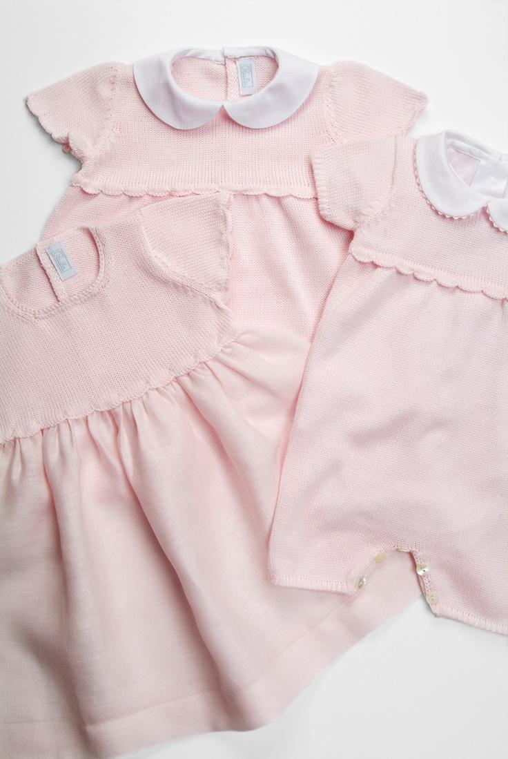 Some pink models