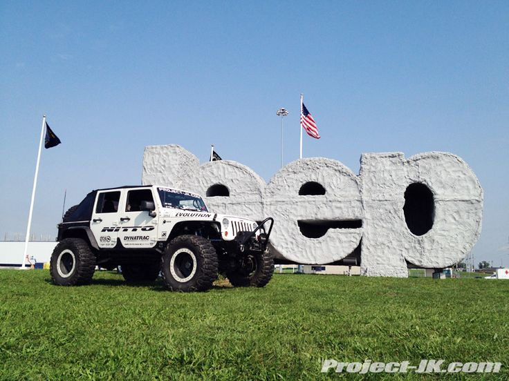Jeep Plant, Toledo Ohio. Hated our Grand Cherokee, though. Bleh.