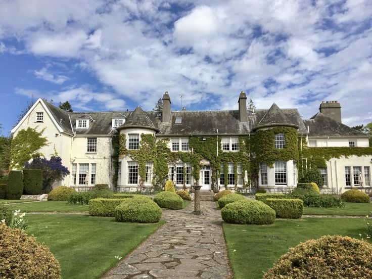 Lovely Rufflets Country House Hotel St Andrews Scotland