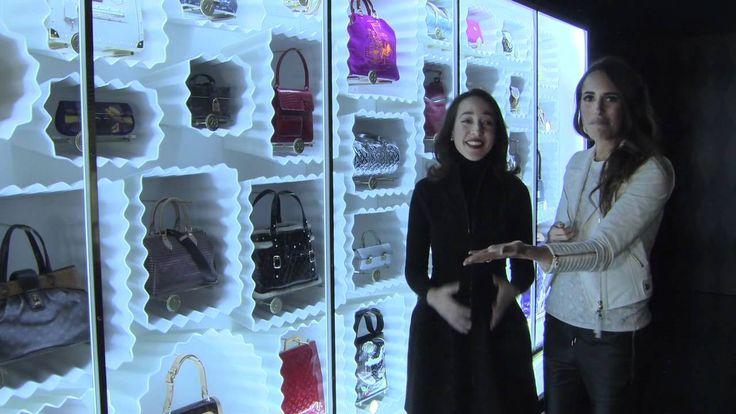 nice  'Louis Vuitton - Marc Jacobs' Exhibition - Commented Walkthrough