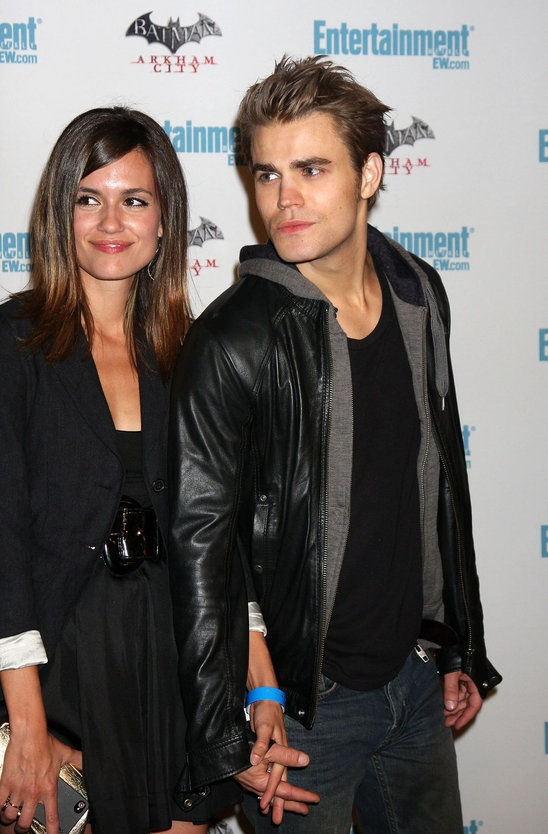 dating paul wesley Torrey devitto married life a mess: divorced husband paul wesley in 2013, who is she dating now.