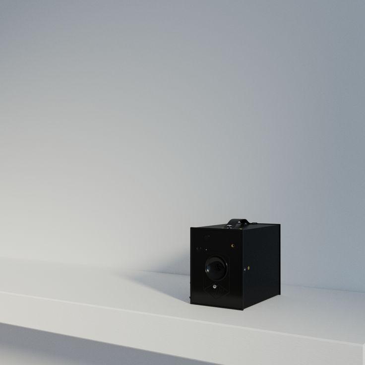 Se mitt @Behance-projekt: \u201cAgfa Box camera\u201d https://www.behance.net/gallery/52796683/Agfa-Box-camera