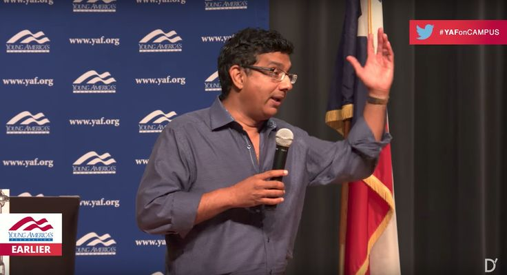 VIDEO: D'Souza teaches public HS students American Exceptionalism 101
