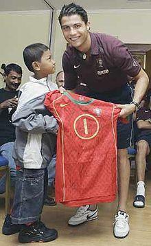 Martunis dan Ronaldo