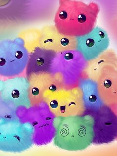 cute Animated Love Wallpapers For Mobile www.pixshark.com - Images Galleries With A Bite!
