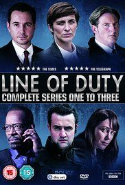 Line of Duty  IMDB 8.3 DS Steve Arnott is transferred to the police anti-corruption unit after the death of a man in a mistaken shooting during a counter-terrorist operation.