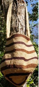 Kogui Indian Mochila (fique fiber, similar to jute)