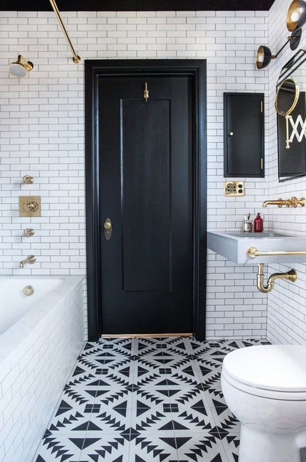 Image result for bathrooms with encaustic tiles