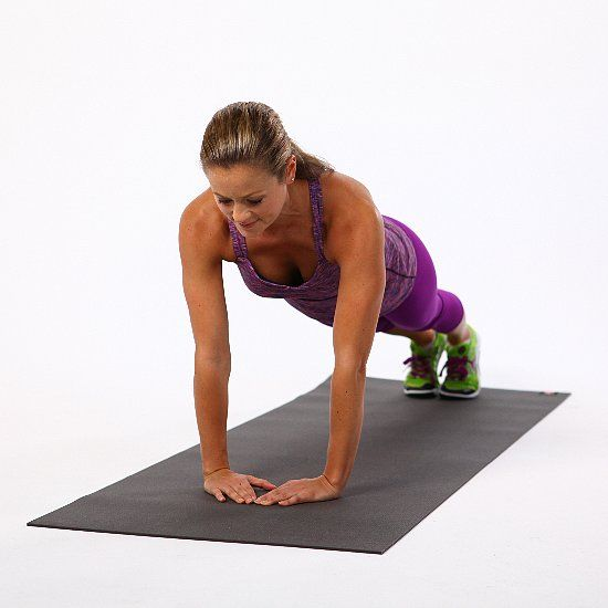 Sculpt Arms Faster With These 8 Push-Up Variations: If you want to strengthen your arms and build definition in your upper body and back, then drop and give me 20.