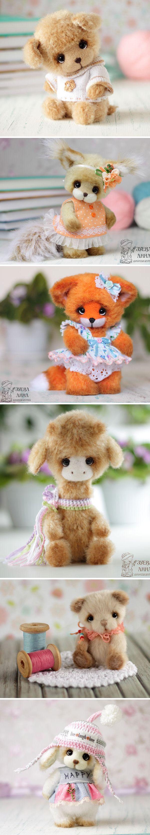 Adorable Teddy Toys   Очаровательные тедди игрушки в магазине Анны Зуевой — Купить, заказать, тедди, игрушка, ручная работа, медвежонок