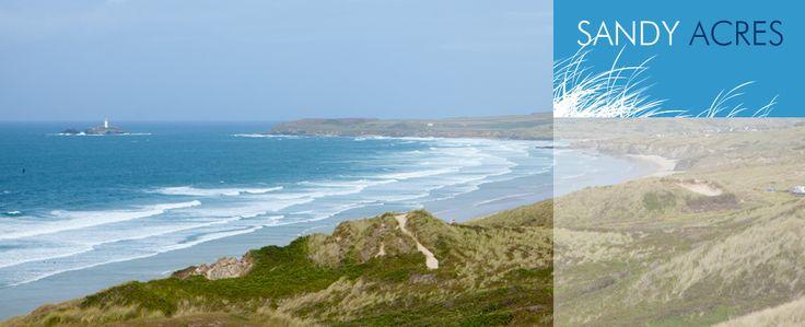 Sandy Acres - Hayle Cornwall - Campsite Cornwall