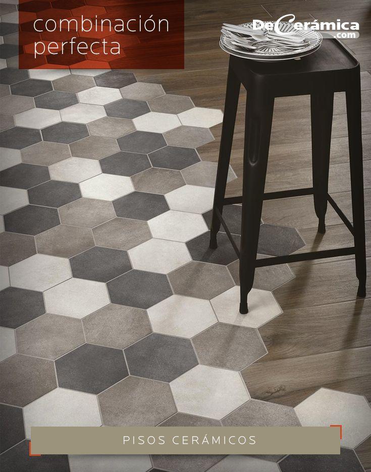 Mejores 98 im genes de pisos y recubrimientos en pinterest for Combinacion de pisos ceramicos