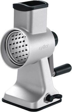 Zyliss Alu Trommelreibe Set, silber #Küchenreibe #Raffel #Küchengerät #Küche #Haushalt #Galaxus
