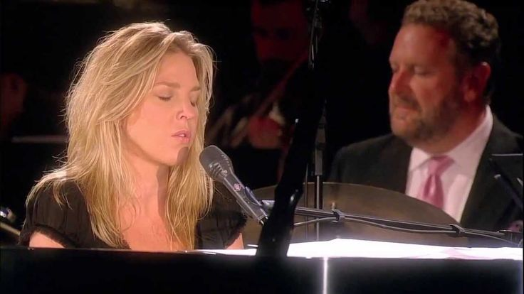 Diana Krall / Дайана Кролл - I've Grown Accustomed To His Face (HD)
