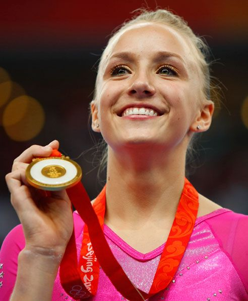 nastia liukin | ... Nastia Liukin is scheduled to attend New York University this spring