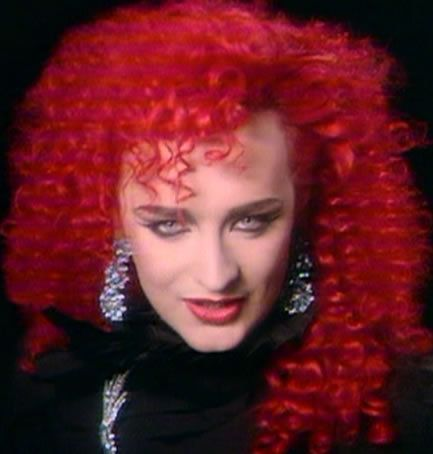 "boy george -culture club  ""The War Song"""