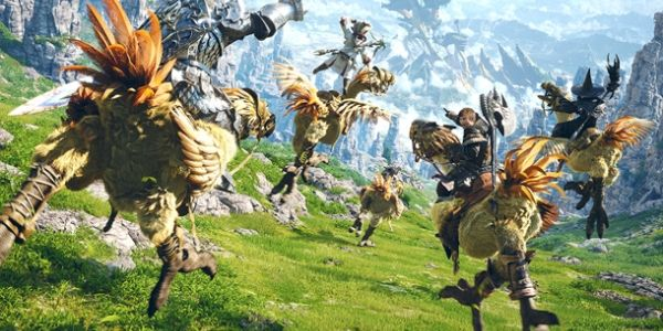 Final Fantasy 14 A Realm Reborn bags over two millionregistered accounts - Square Enix have announced that their once disastrous, now pretty good Final Fantasy XIV has accrued over 2 million registered accounts, and all without using the Steal command to