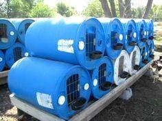 dry well plastic barrel - Google Search