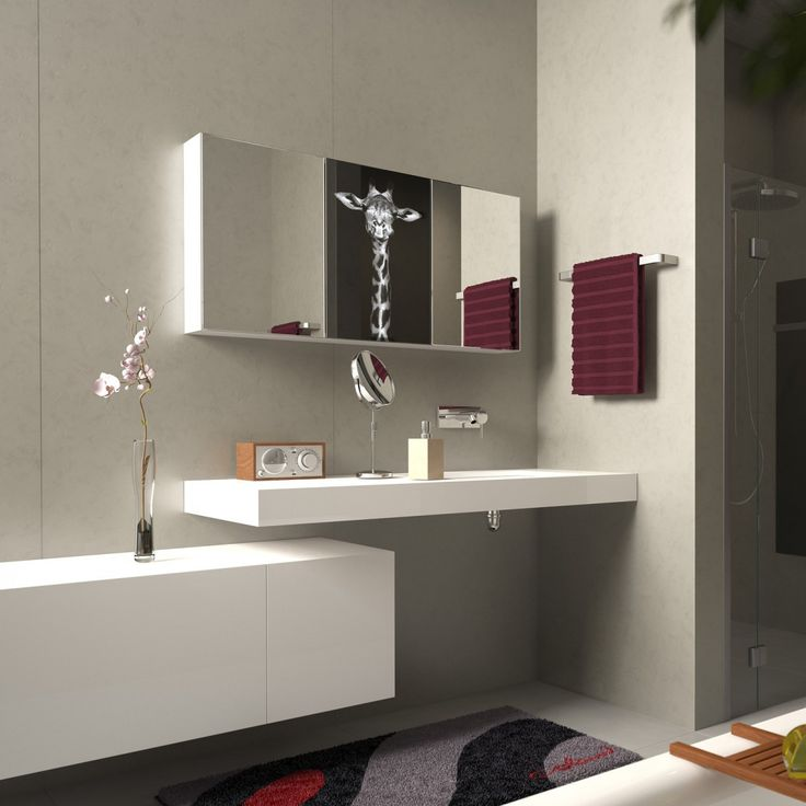 die besten 25 spiegelschrank bad ideen auf pinterest wei e badezimmerschr nke spiegelschrank. Black Bedroom Furniture Sets. Home Design Ideas