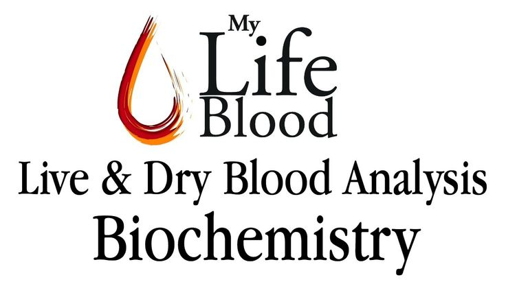 Live & Dry Blood Analysis - Biochemistry - My Life Blood - Maria Waldock