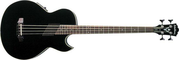 Warwick Rockbass Alien 6 String Acoustic Bass 2013 Second Hand Used Guitar Stock MEC For Sale UK On Offer USA EU Birmingham Londo