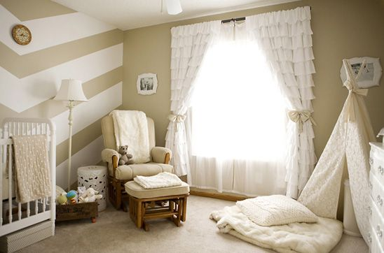 """Fawn Over Baby: """"Glamping"""" Themed Nursery"""