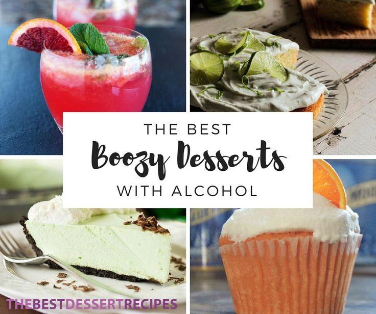 86 best dessert drink recipes images on pinterest cocktail alcoholic desserts 45 best boozy desserts with alcohol summer dessert recipesdessert forumfinder Gallery