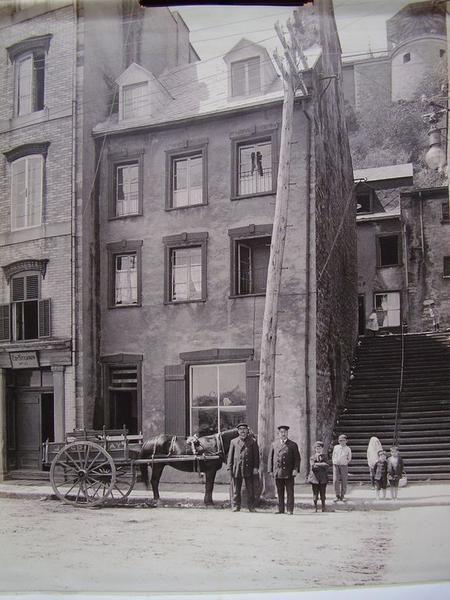 35 boul. Champlain, Québec 1910