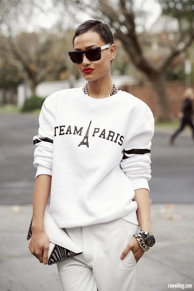 Grafische truien/sweaters