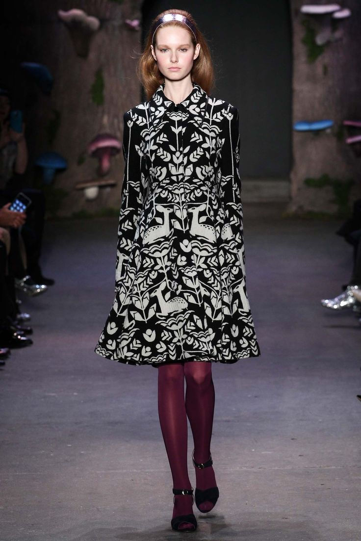 152 Best Nyfw Aw15 Images On Pinterest Fashion Show