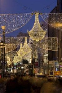 Christmas at Dublin, Ireland