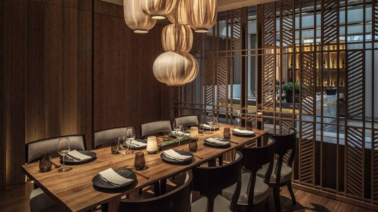 Japanese Chef Sawada brings Michelin-starred chops to Kioku Japanese restaurant in Seoul, with a sushi bar, happening dining room and private dining.