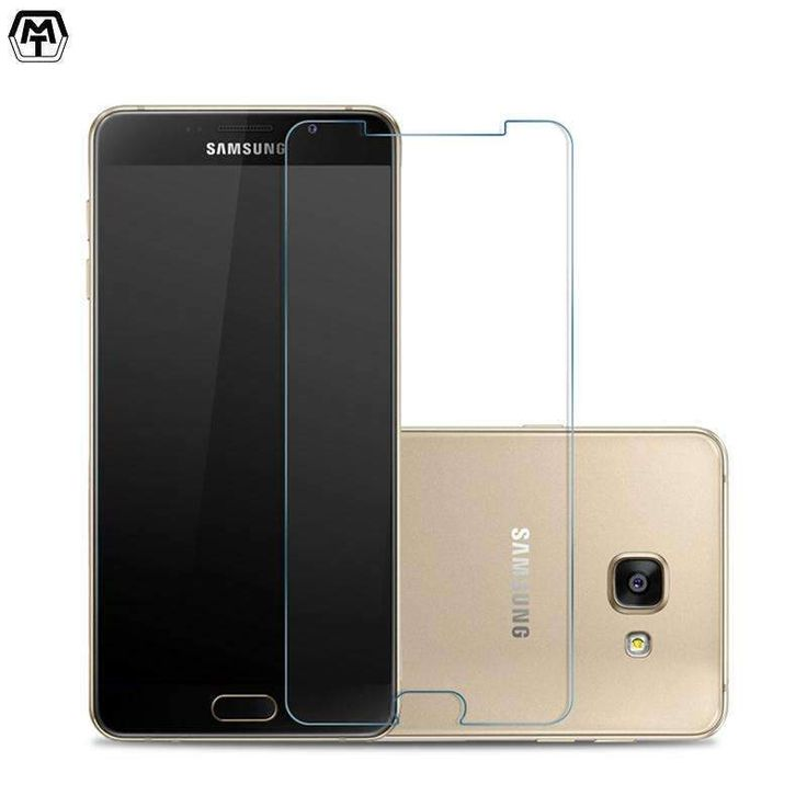 Tempered Glass Screen Protector For Samsung Galaxy A3 / A5 / A7 / A8 / A9 And For A3 / A5 / A7 2016 Version J1