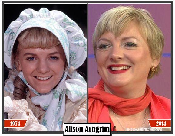 Then & Now, Alison Arngrim