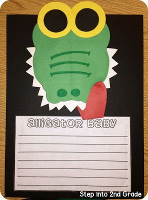 Robert Munsch Alligator Baby