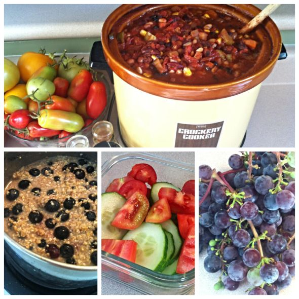 wild rose cleanse - crock pot chili
