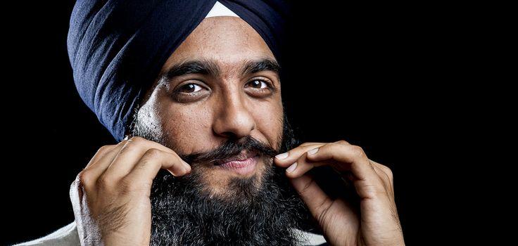 Sikh | Sikh Fashion | Benjamin Kamps