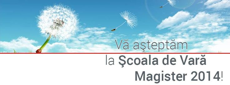 #Scoala de #Vara Magister se va tine pe 8, 22 si 29 august, de la 10:00 la 13:00, la sediul Magister Software de pe Str. Radu de la Afumati nr. 62, sector 2, Bucuresti.  Sunt asteptati toti utilizatorii #SmartCash, clienti sau parteneri care doresc sa isi perfectioneze cunostintele in domeniu si sa afle lucruri noi despre cea mai populara platforma pentru #retail din Romania: http://www.magister.ro/stiri/scoala-de-vara-magister-isi-redeschide-portile-incepand-de-vineri-8-august/