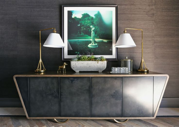 Best Contemporary Sideboards Ideas On Pinterest Console - 20 modern credenzas with contemporary flair