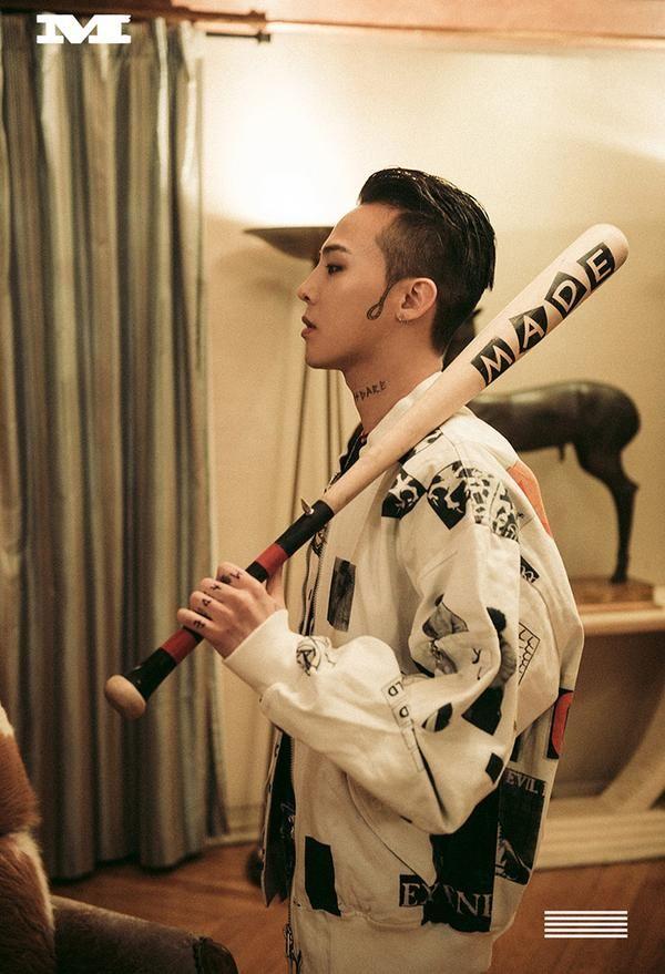 #G-DRAGON #BIGBANG Made Series: M