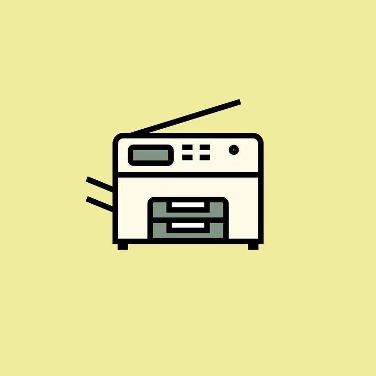 Semana de diseño de pictogramas... . . . #fotocopiadora #photocopier #copymachine #icon #pictogram #graphicdesign #designlogo #logoplace #logoinspirations #designspiration #pirategraphic #visualidentity #TypeTopiaLogoLove