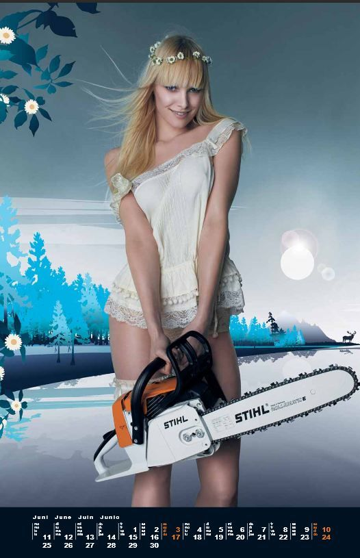 1000+ images about 2008 STIHL Calendar on Pinterest   Mars and Cover ...