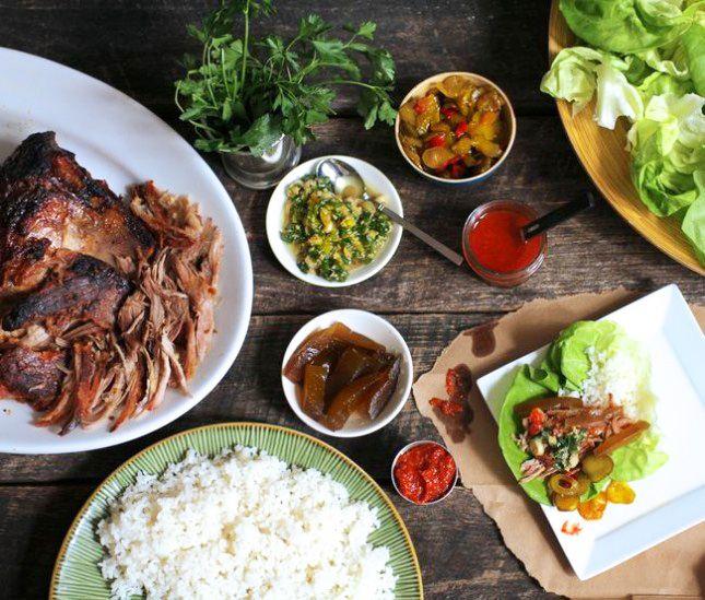 10 Korean Recipes to Make for Dinner Tonight via Brit + Co.